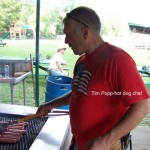 Tim Popp-hot dog chef