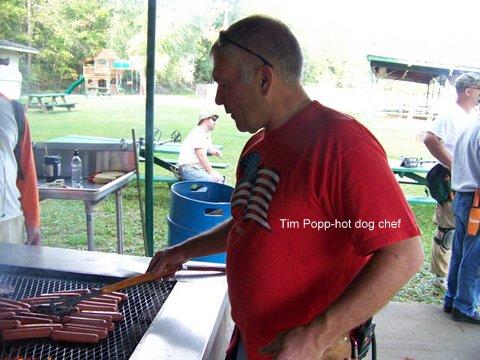 Tim Popp-hot dog chef